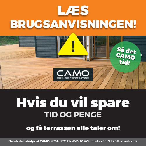 CAMO - Brugsanvisning - Download som PDF