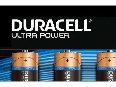 DURACELL - ULTRA POWER