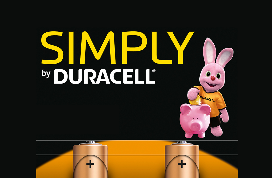 DURACELL - SIMPLY