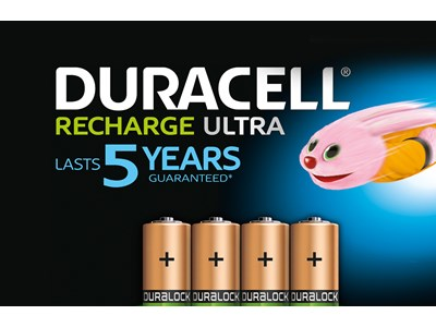 DURACELL - RECHARGEABLE