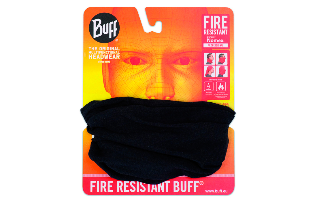 BUFF - Fire resistant