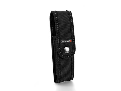 LEDLENSER HYLSTER P7 W. BUTTON AND VELCRO