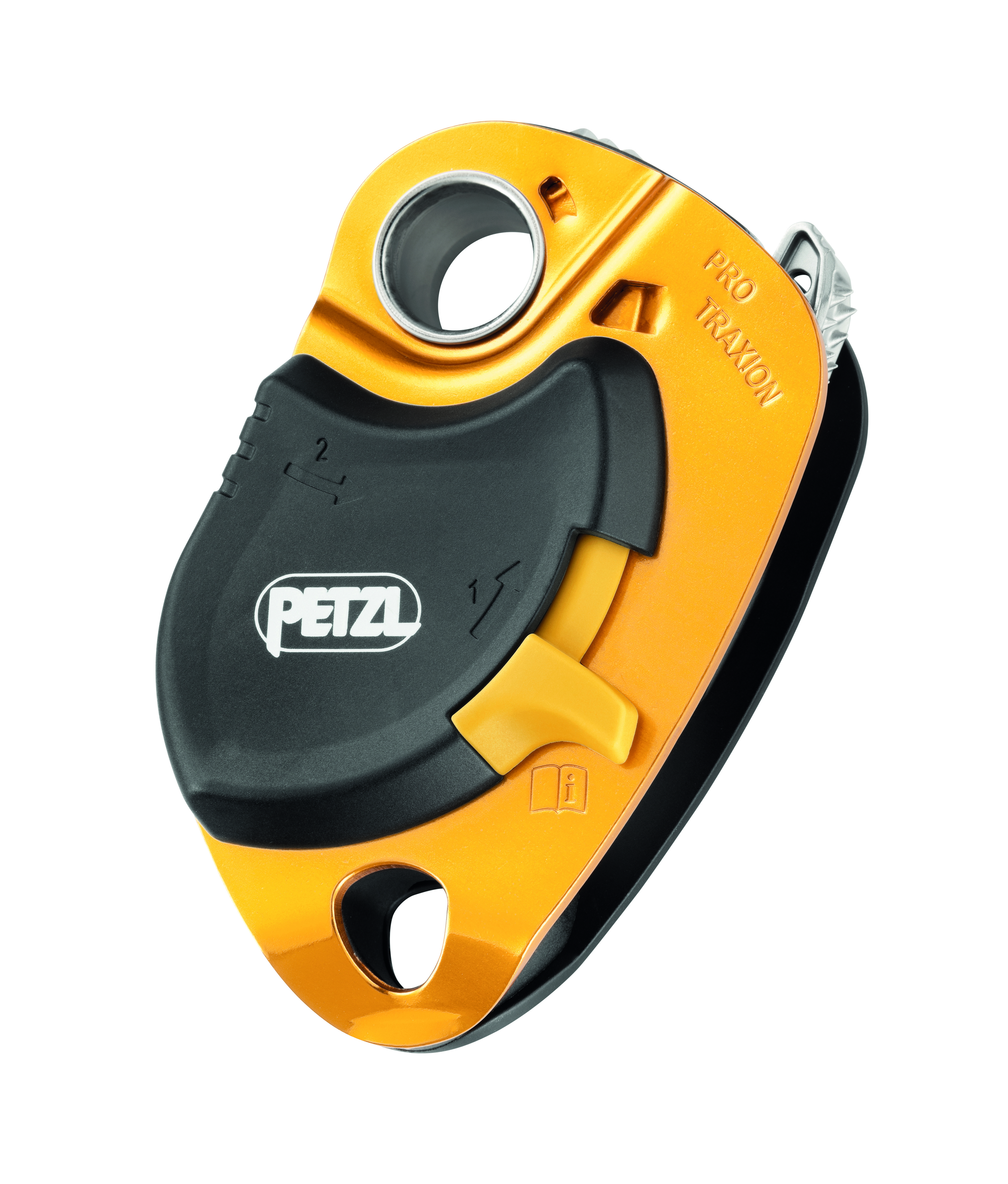 PRO TRAXION - REBRULLE - PETZL