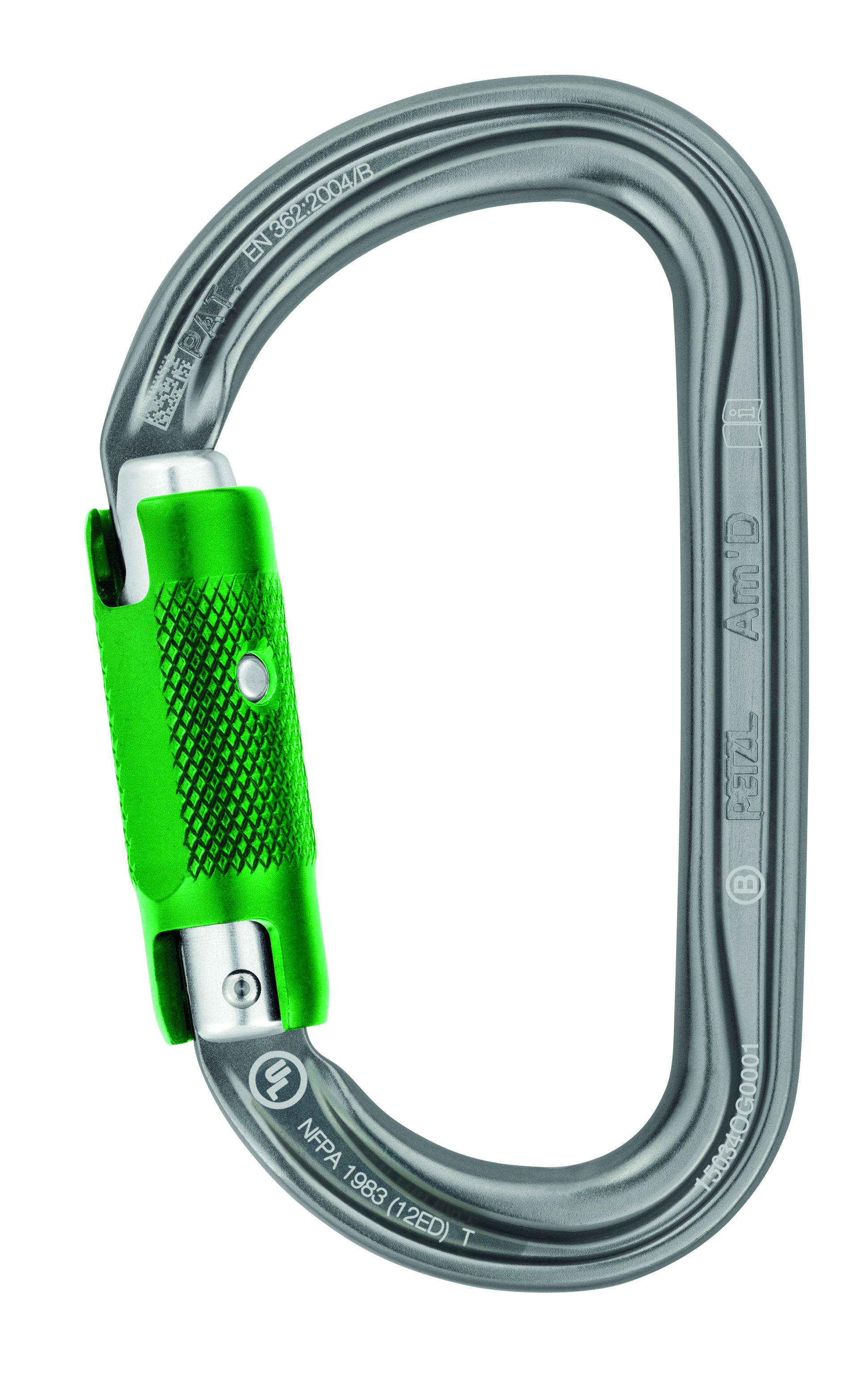 AM'D - PIN-LOCK - PETZL *NY*
