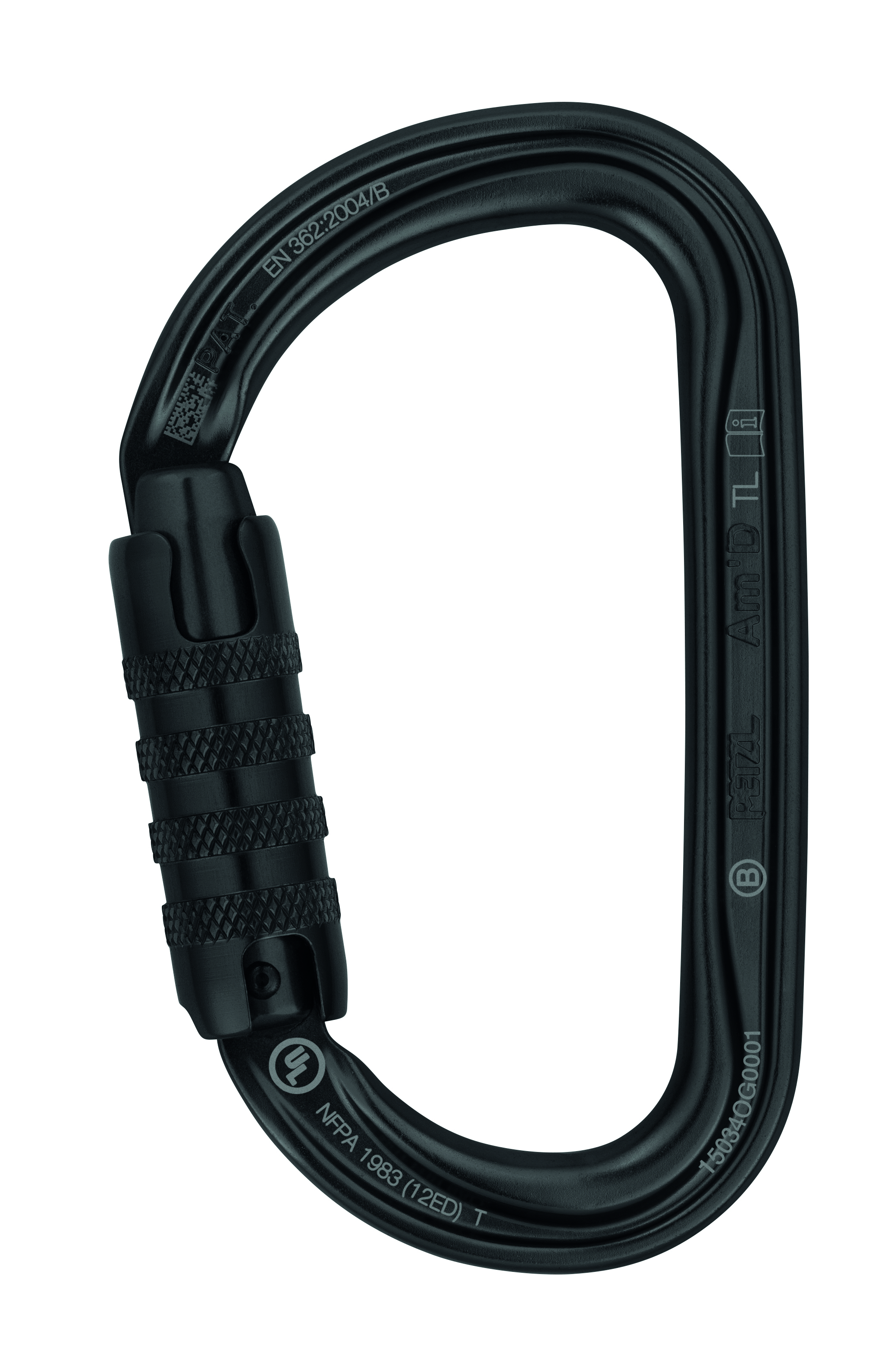 AM'D - TRIACT-LOCK - SORT - PETZL *NY*