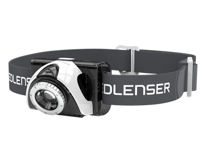 LEDLENSER SEO5 - SORT *TEST-IT*