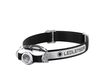 LEDLENSER MH3 - SORT *BOX*