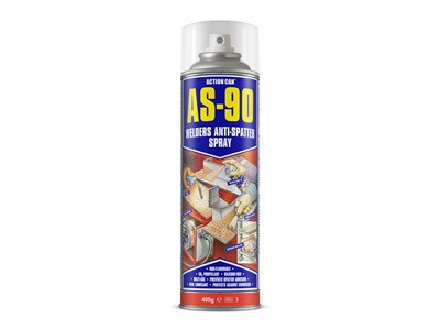 AS-90 400 GR WELDER ANTI-SPLATTER SPRAY