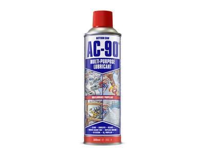 ACTION CAN AC-90 500 ML - NON FLAMMABLE