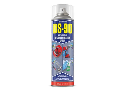 ACTION CAN DS-90 500 ML - DECONTAMINATION SPRAY