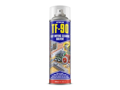 TF-90 500 ML - FAST DRYING CLEANING