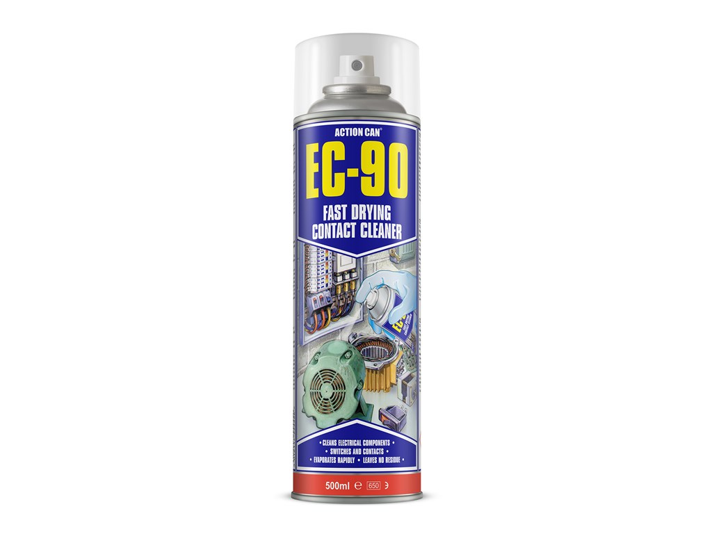 ACTION CAN EC-90 500 ML - FAST DRYING CLEANER