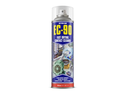 EC-90 500 ML - FAST DRYING CLEANER