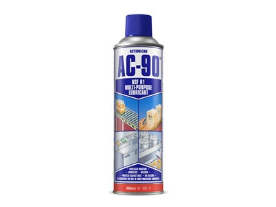 ACTION CAN AC-90 500 ML - MP LUBRICANT FOOD GRADE