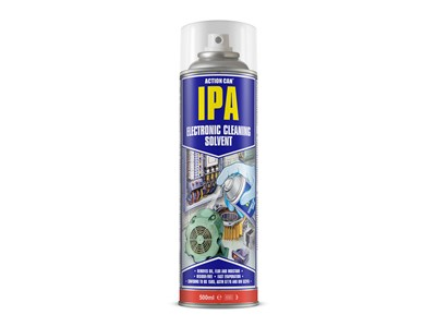 IPA - 500 ML - ELECTRONIC CLEANING SOLVE