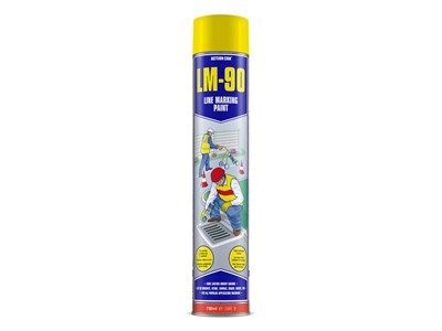 LM-90 750 ML - MARKING PAINT YELLOW