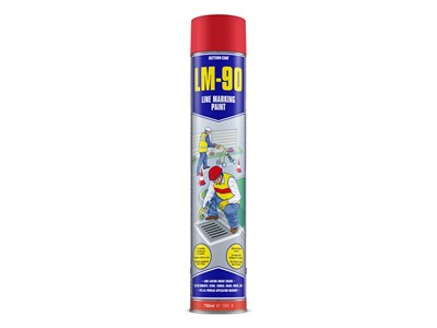 LM-90 750 ML - MARKING PAINT RED