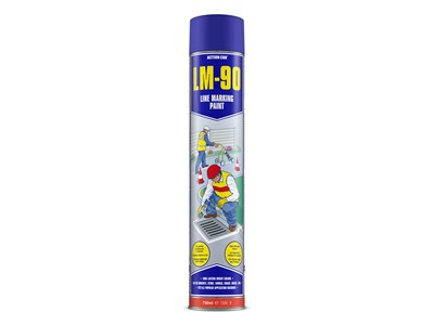 LM-90 750 ML - MARKING PAINT BLUE