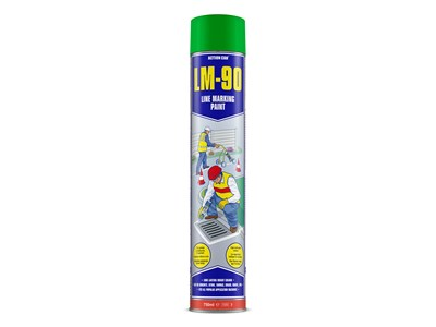 LM-90 750 ML - MARKING PAINT GREEN