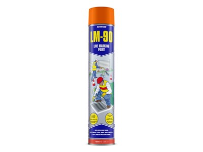 LM-90 750 ML - MARKING PAINT ORANGE