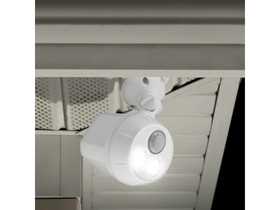 MR BEAMS ULTRABRIGHT SPOTLIGHT - WHITE *BLISTER*