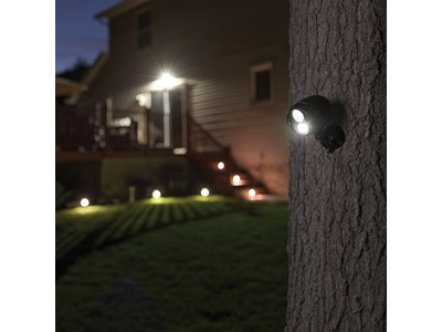 NETBRIGHT SPOTLIGHT 2-PACK - BROWN