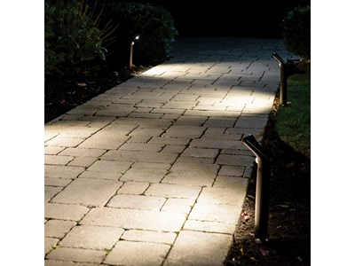 MR BEAMS ULTRABRIGHT PATH LIGHT 2-PACK - BROWN