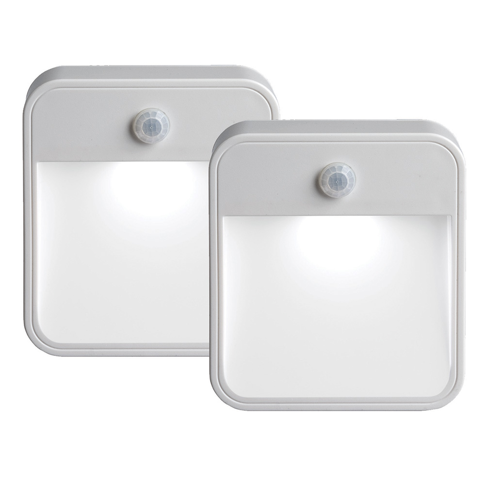 STICK ANYWHERE LIGHT - 2-PACK - WHITE