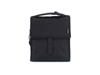 LUNCH BAG - BLACK - PACKIT