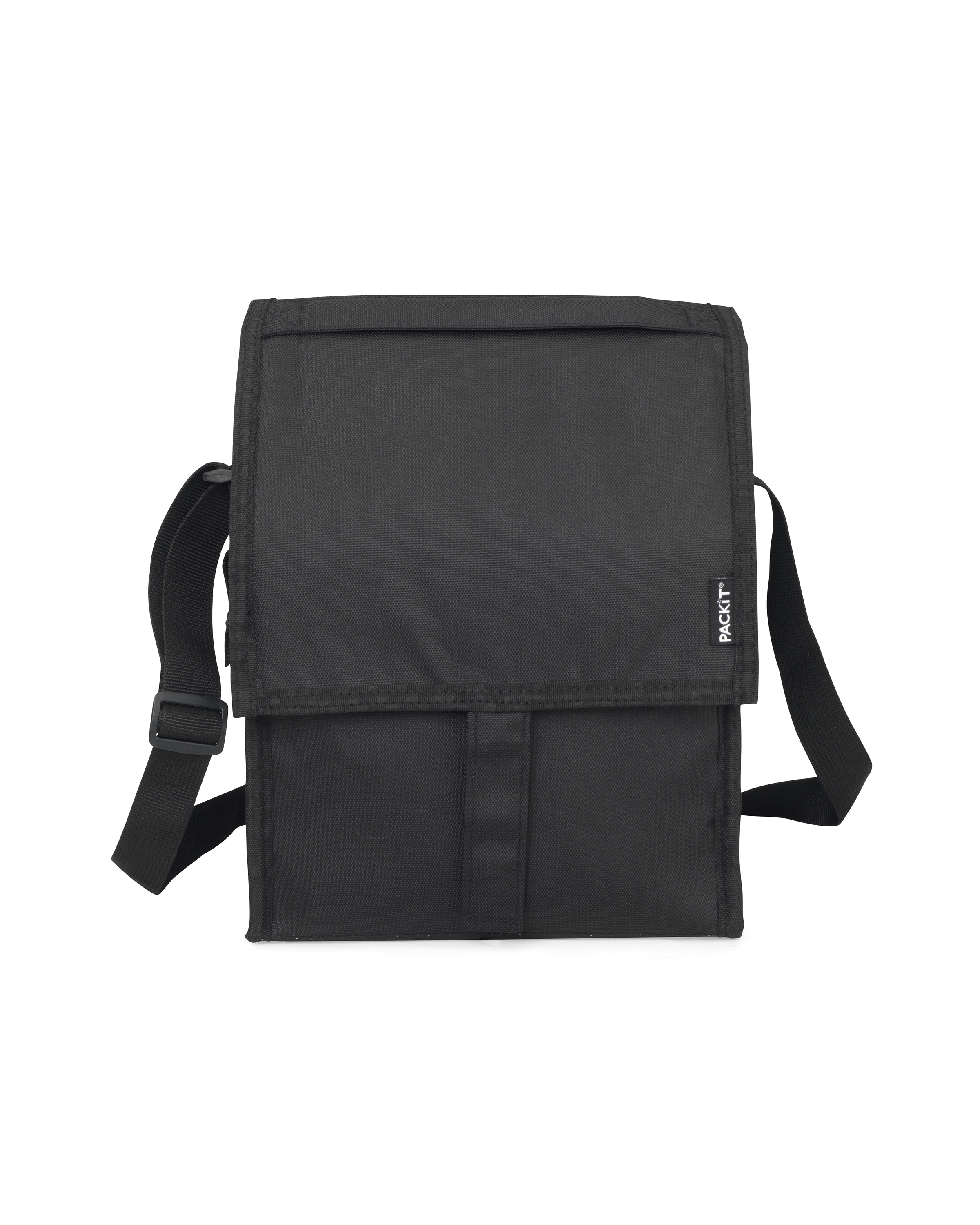 DELUXE LUNCH BAG - BLACK - PACKIT