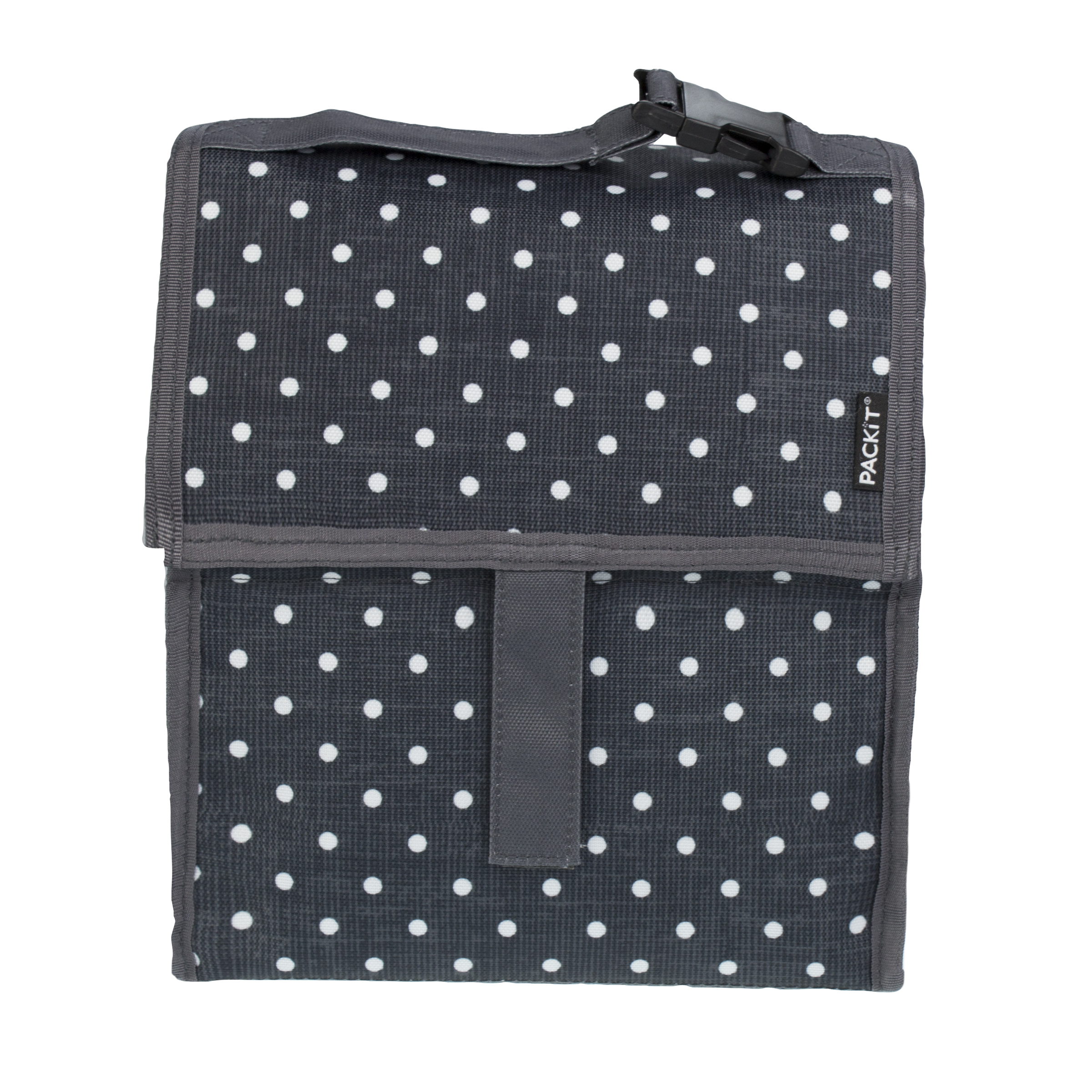 LUNCH BAG - POLKA DOTS - PACKIT