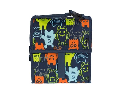LUNCH BAG - MONSTERS - PACKIT