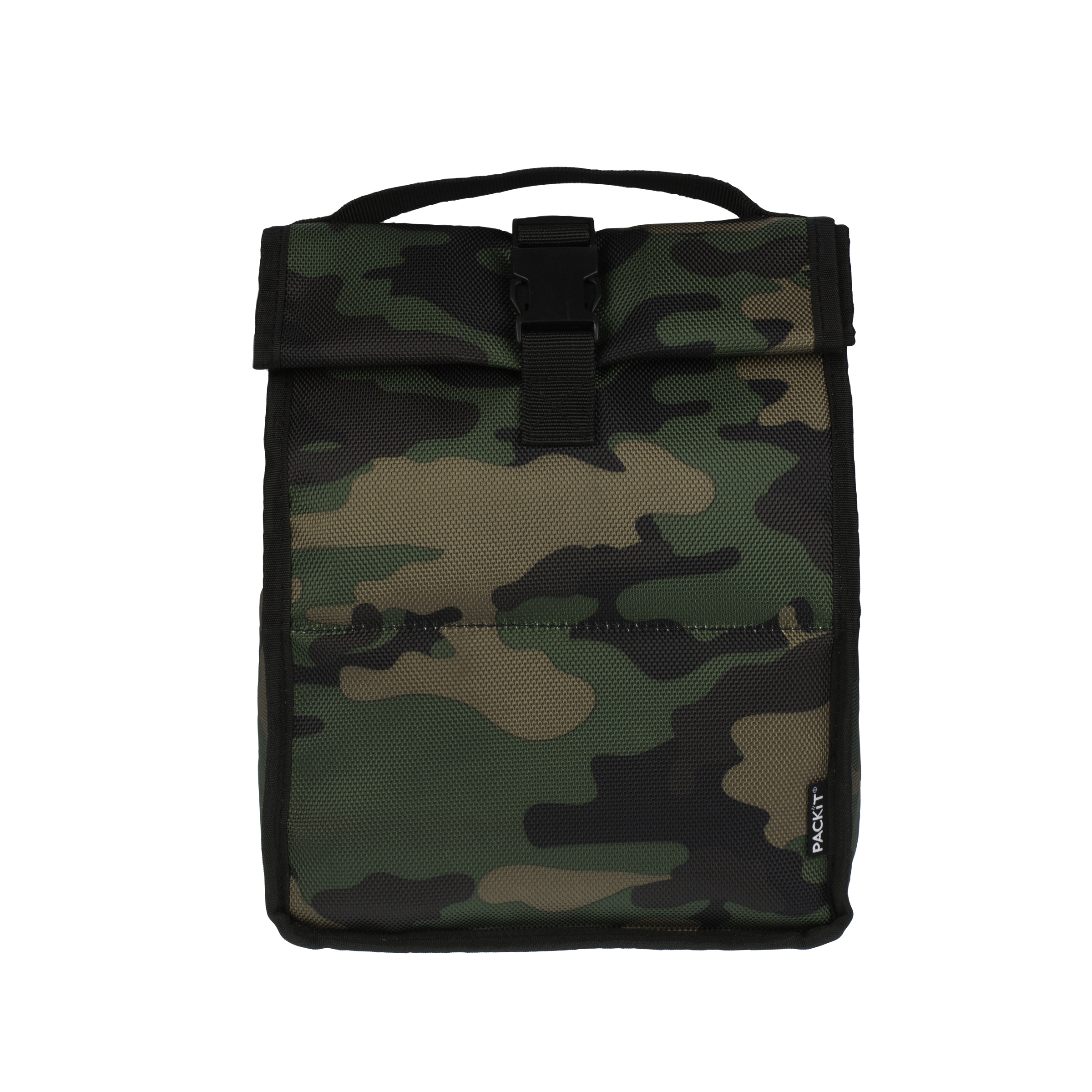 ROLLTOP - CAMO- PACKIT