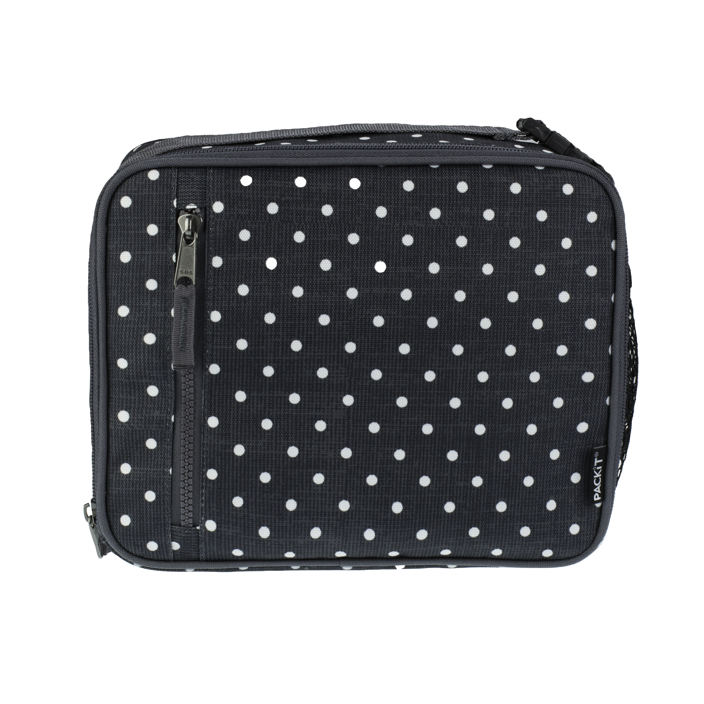 CLASSIC LUNCH BAG - POLKA DOTS - PACKIT