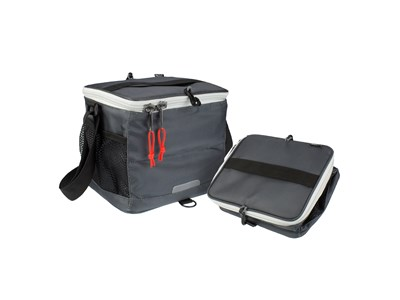 9-CAN COOLER BAG - CHARCOAL - PACKIT