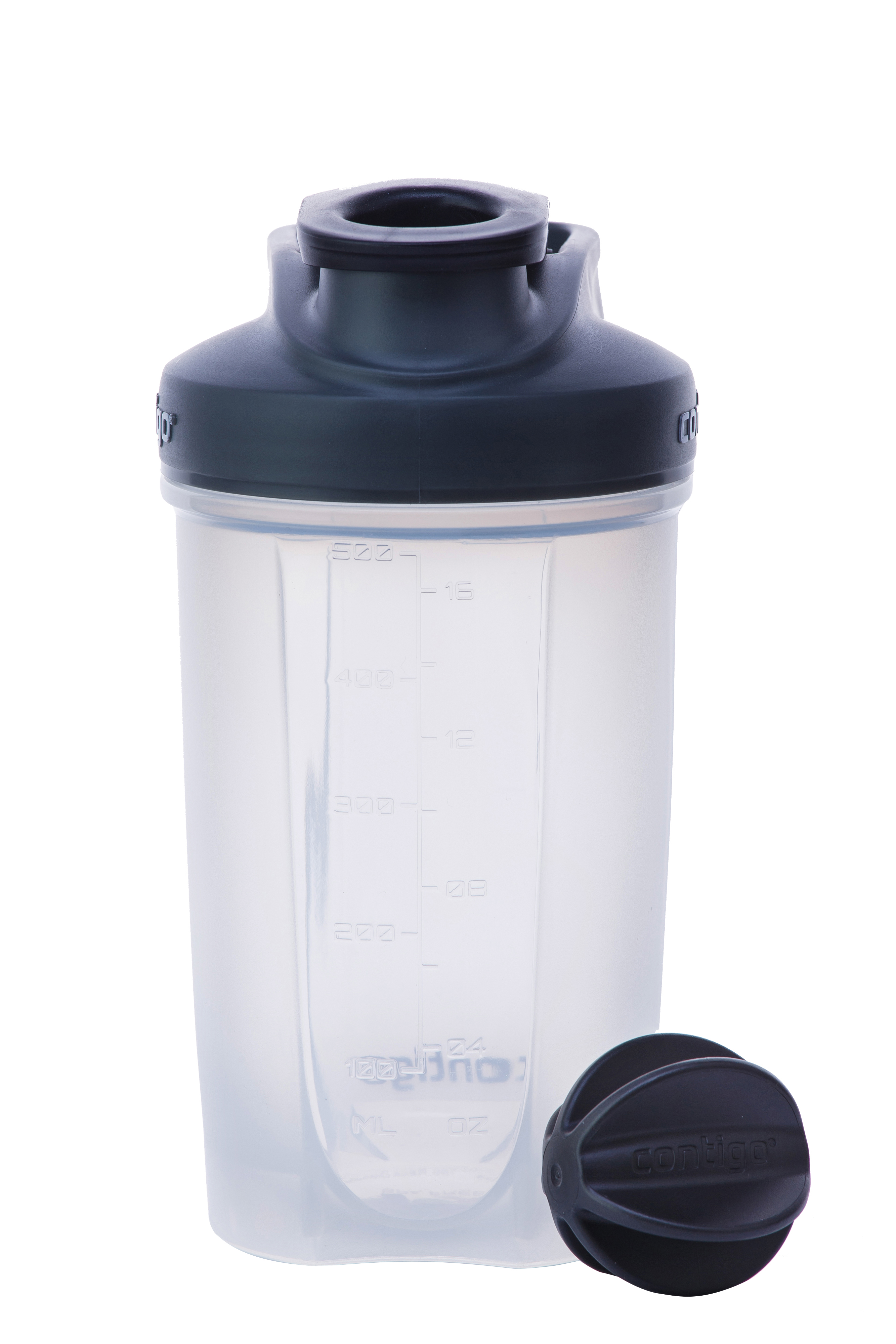 SHAKE & GO FIT - BLACK - CONTIGO