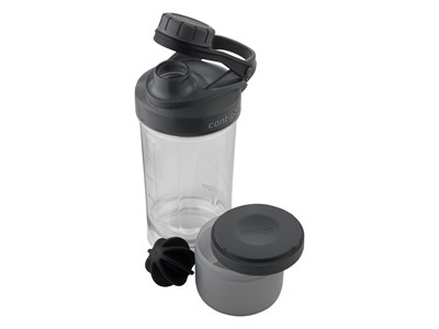 SHAKE & GO FIT COMPARTMENT - BLACK