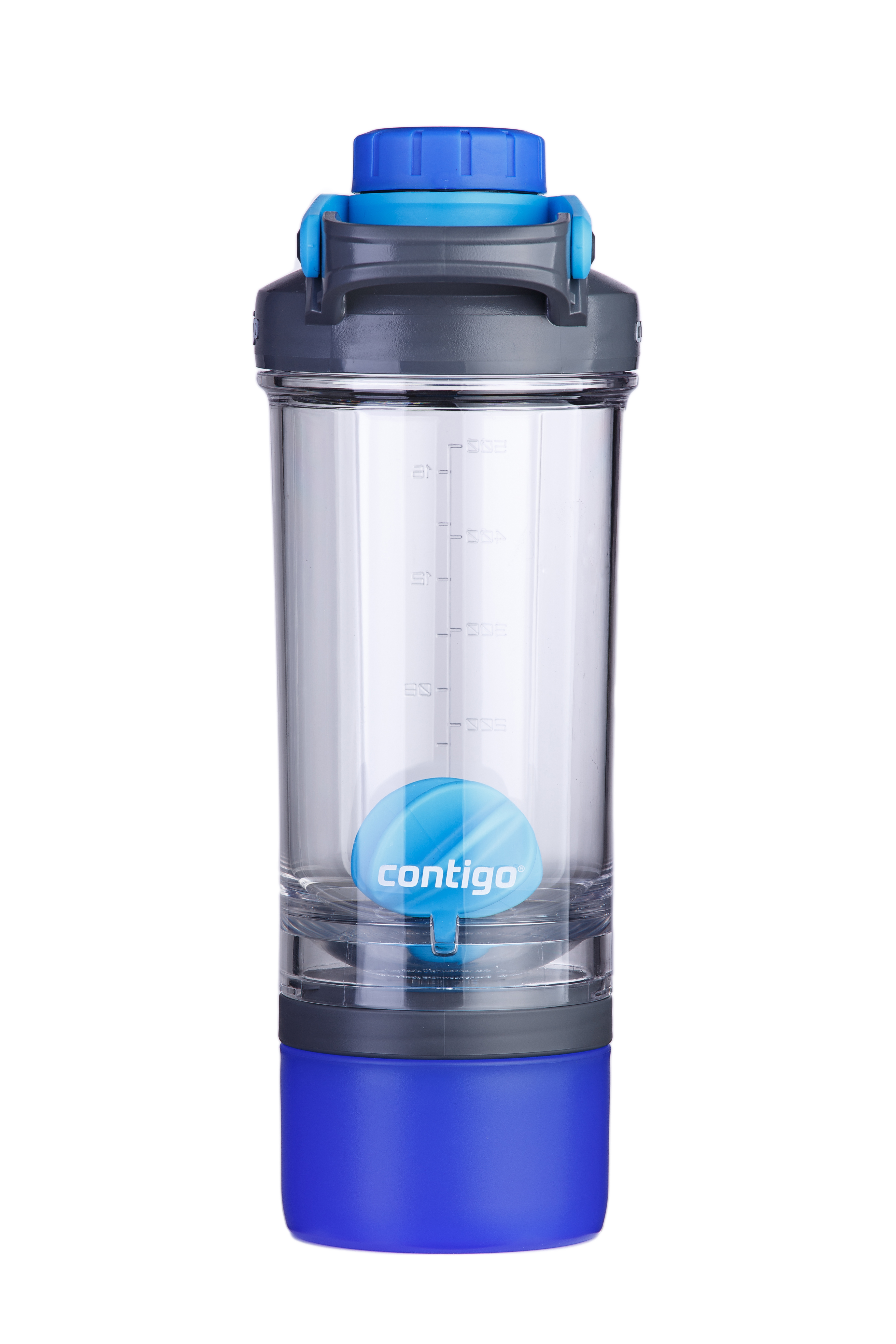 SHAKE & GO FIT COMPARTMENT - C. BLUE
