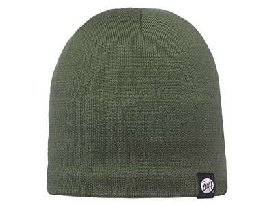 BUFF KNITTED & POLAR HAT - MILITARY - SOLID