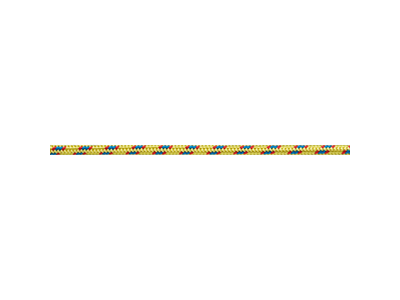 CORD 4 MM X 120 M - YELLOW - BEAL